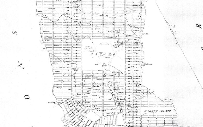 Image result for new york manhattan grd system map